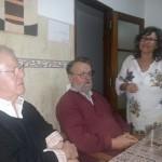 Werner Funke, Michael Dahlhof and Luisa