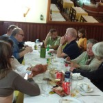 """Dinner at Restaurante """"O Palheiro"""""""