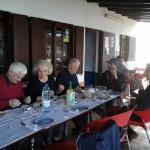 Lunch at Praia da Ingrina